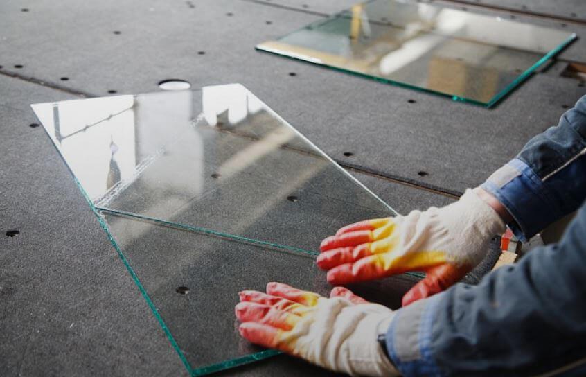 Раскрой и резка стекла
